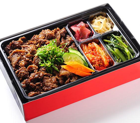 六本木 焼肉 神戸BEEF牛すじ煮込み弁当