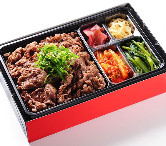 六本木 焼肉 神戸BEEF焼肉弁当