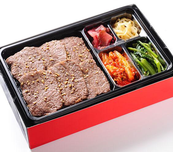 六本木 焼肉 神戸BEEF特選カルビ弁当