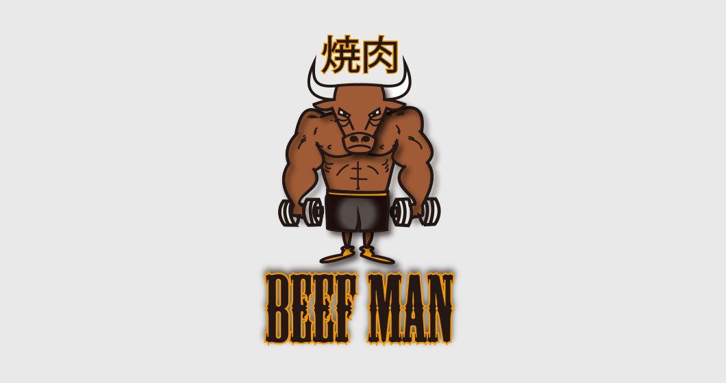 BEEFMANロゴ